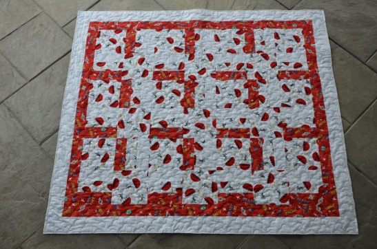 Norah Snoopy Quilt (1)