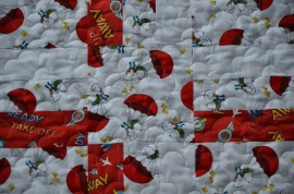 Norah Snoopy Quilt (2)