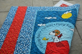 Norah Snoopy Quilt (3)