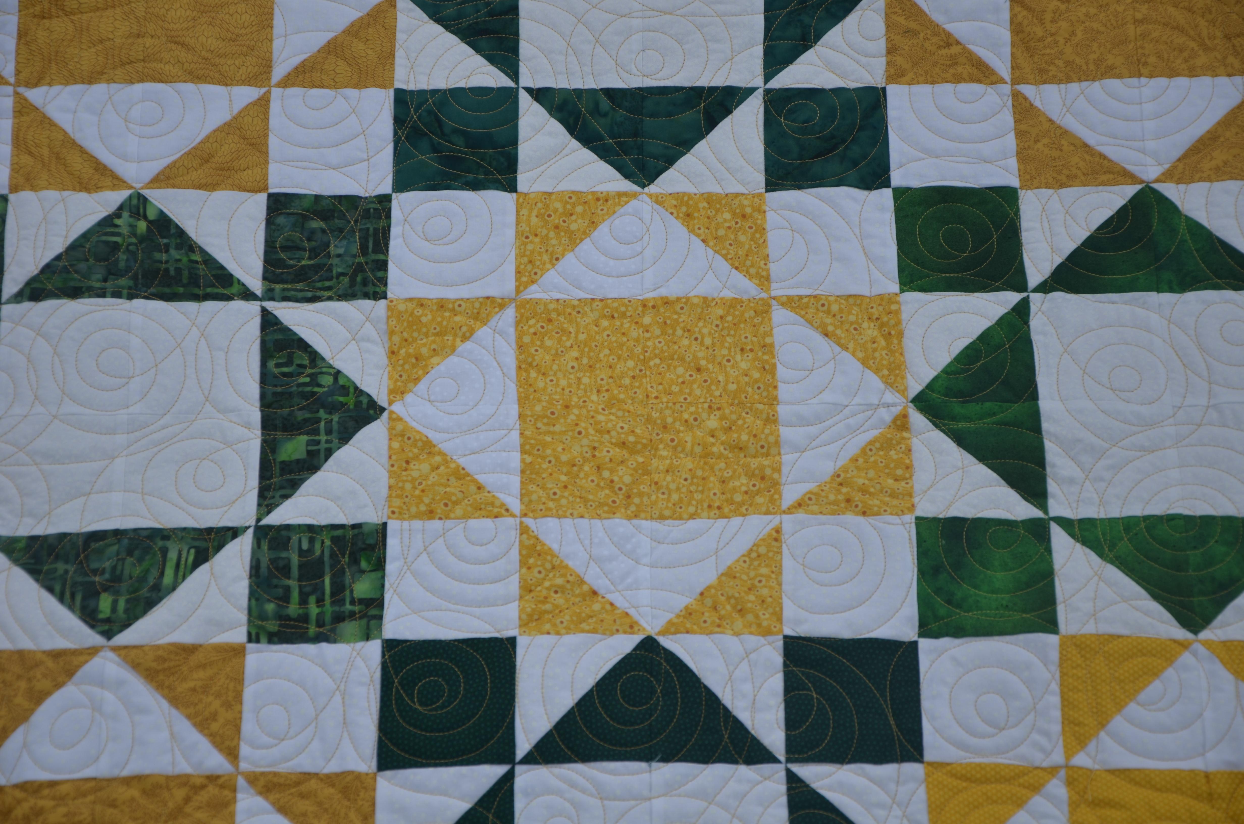 Lynn's Grandson College Quilt (3)