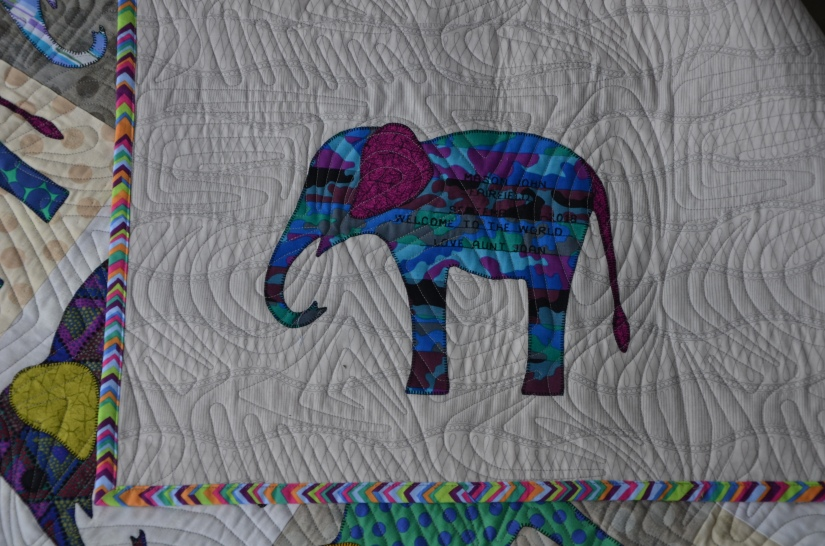 Mason's Elephants by Laundry Basket Quilts (1)