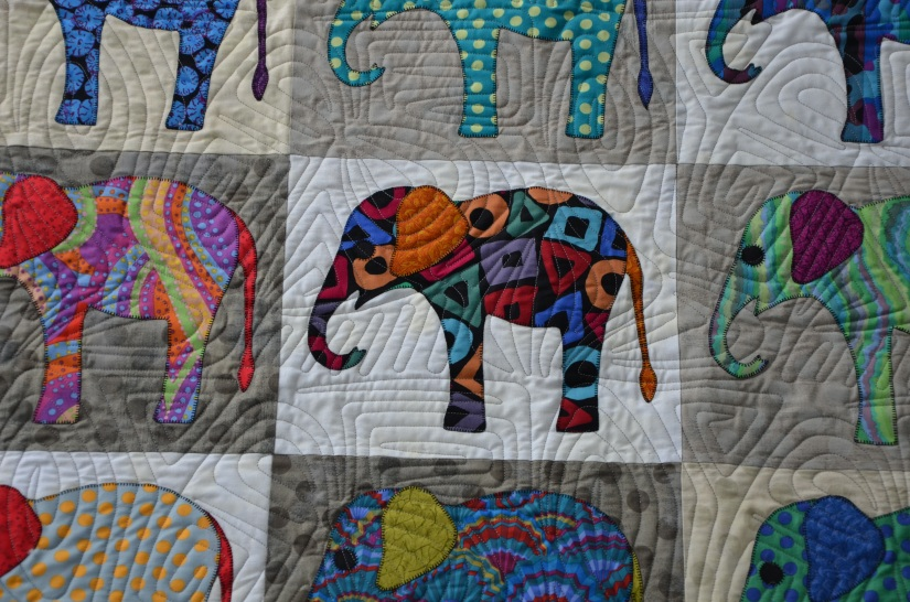Mason's Elephants by Laundry Basket Quilts (3)