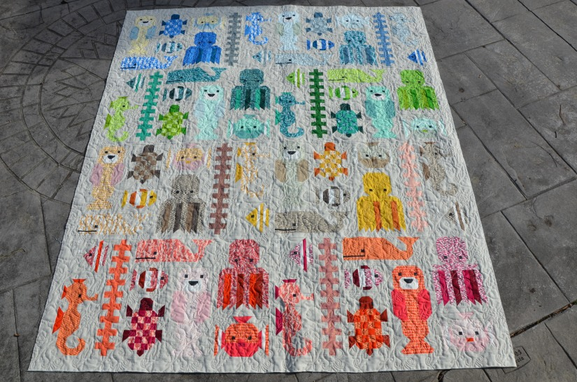 Margie's Awesome Ocean Quilts (4)