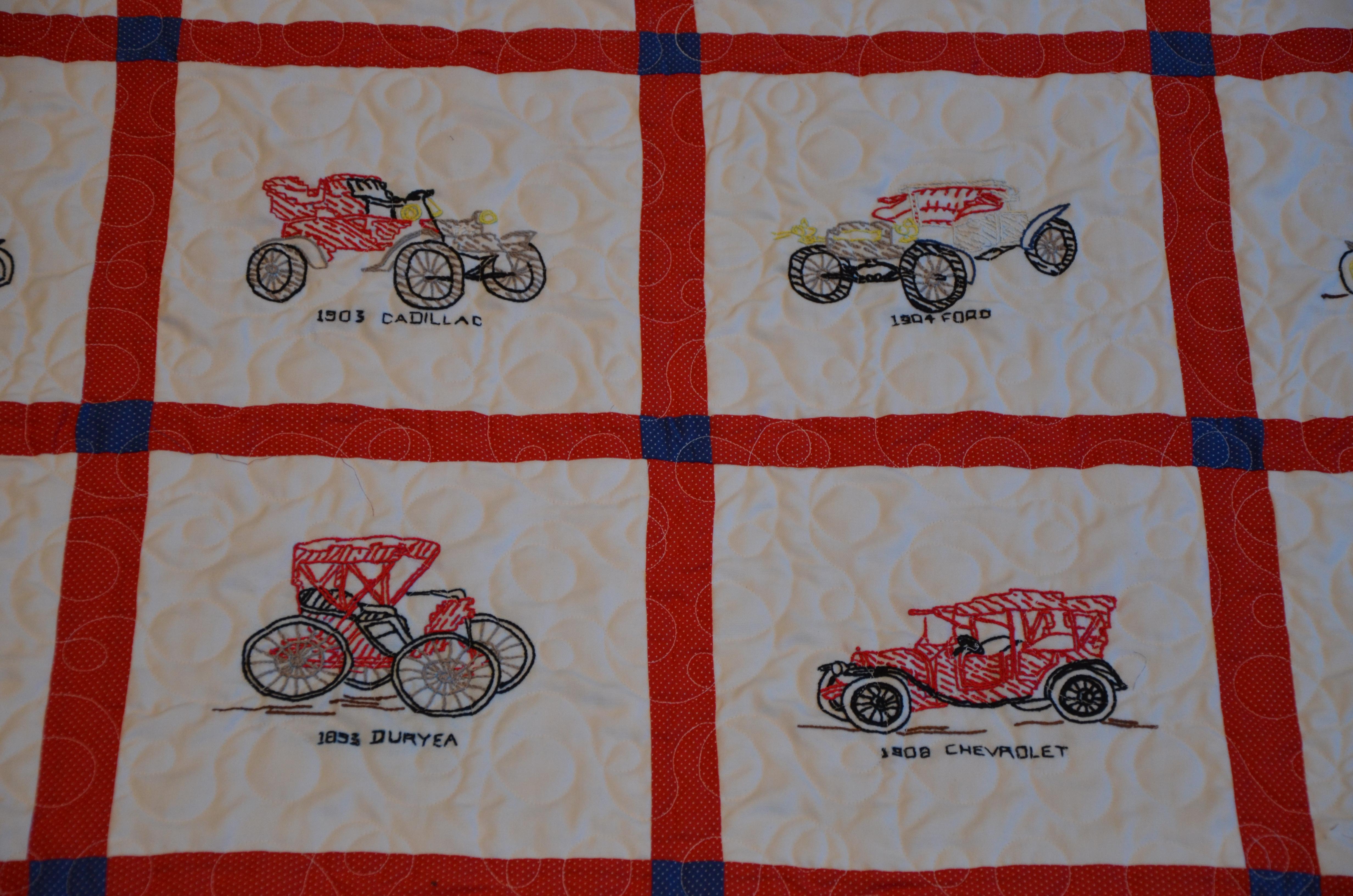 Andrea's Car Quilt (3)